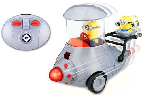 Despicable Me 2 Mobile Minion R/C Vehicle