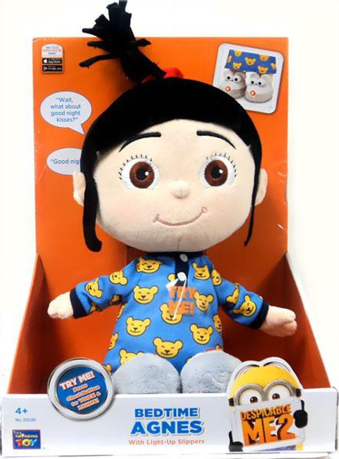 Despicable Me 2 Bed Time Agnes Plush Figure