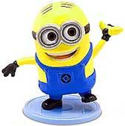 Despicable Me 2 Minion Surprise Dave 2-Inch PVC Figure [Waving Banana Loose]