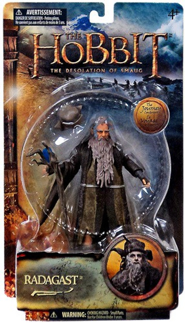 The Hobbit The Desolation of Smaug Radagast Action Figure