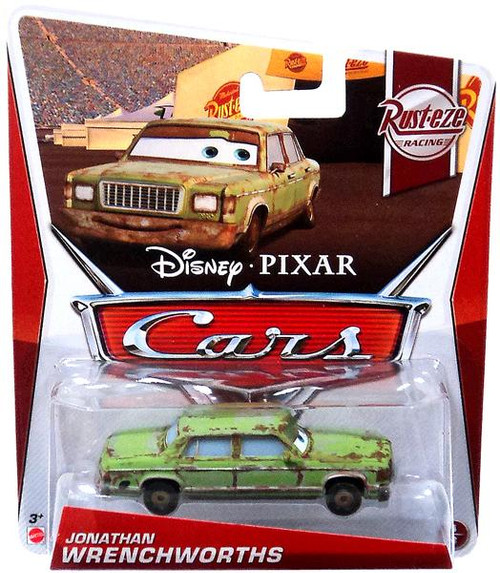 Disney Cars Series 3 Jonathan Wrenchworths Diecast Car