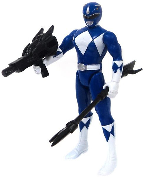 Power Rangers Blue Ranger Action Figure [Loose]