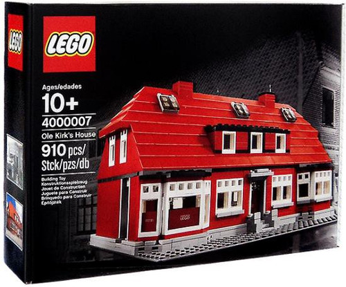 LEGO Exclusives Ole Kirk's House Exclusive Set #4000007