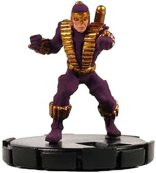 Marvel HeroClix Sinister Common Trapster #014