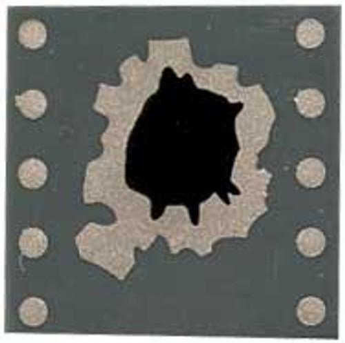 Citizen Brick Custom Painted Bomb Blast Tile Loose Accessory [Dark Gray]