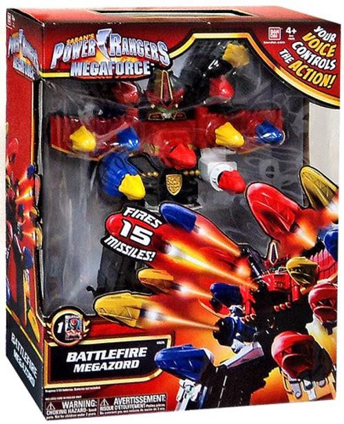 Power Rangers Megaforce BattleFire Megazord Action Figure
