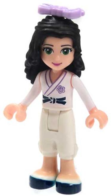 LEGO Friends Loose Emma Minifigure [Karate Uniform Loose]
