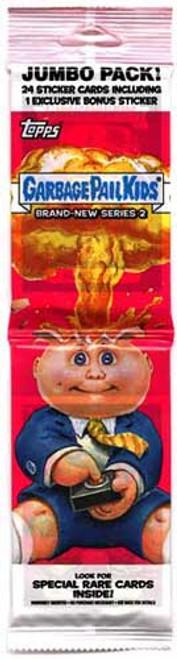 Garbage Pail Kids 2013 Brand New Series 2 Trading Card Sticker Jumbo Box