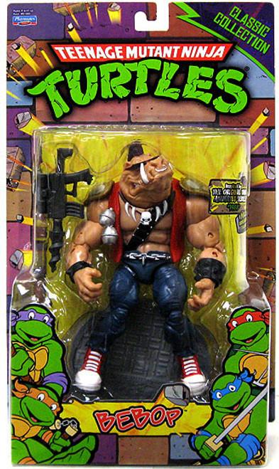 Teenage Mutant Ninja Turtles Classics Series Bebop Action Figure