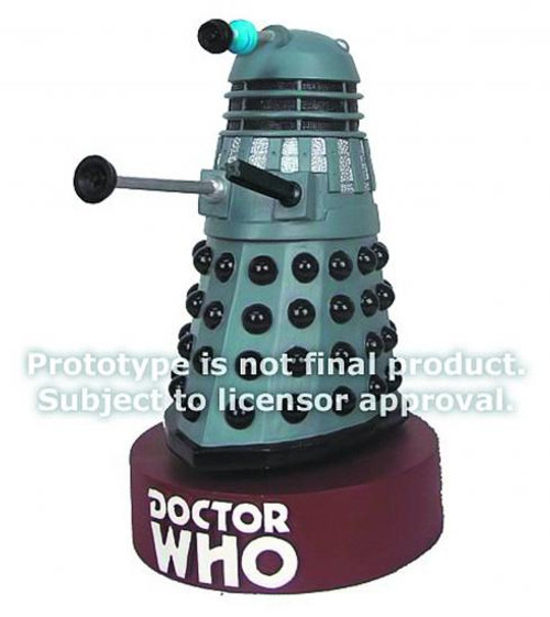 Doctor Who Genesis Dalek Bobble Head