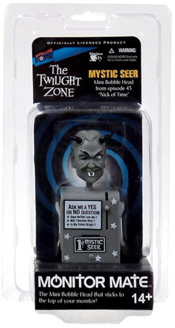 The Twilight Zone Monitor Mate Mystic Seer Mini Bobble Head