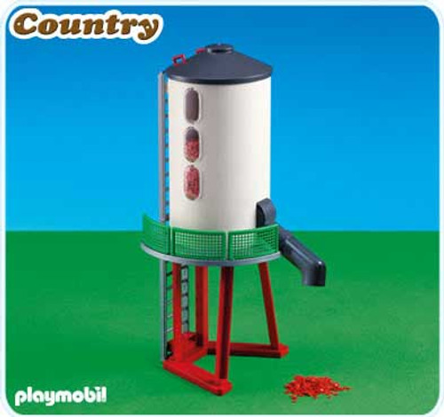 Playmobil Farm Barn Silo Set #6262