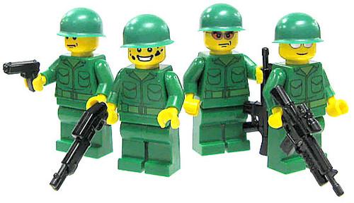 LEGO Custom Revolutionary Minifigure [Random Loose]
