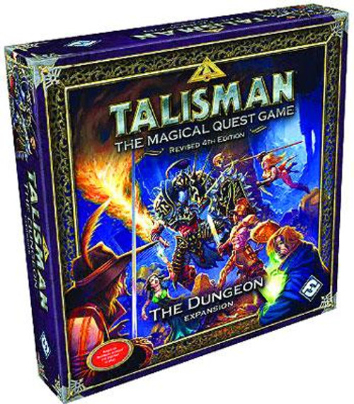 Talisman The Dungeon Expansion Board Game Expansion