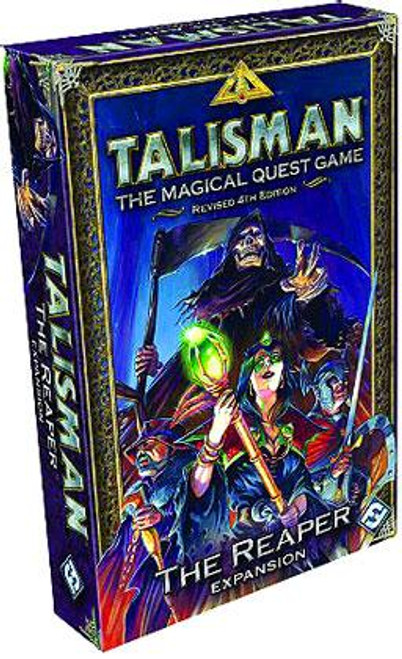 Talisman The Reaper Board Game Expansion