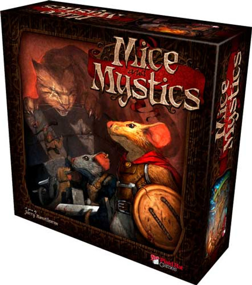 Mice & Mystics Board Game