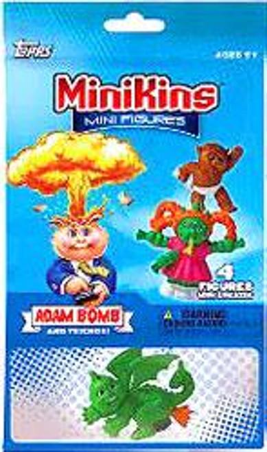 Garbage Pail Kids MiniKins Series 1 Mini Figure Jumbo Pack
