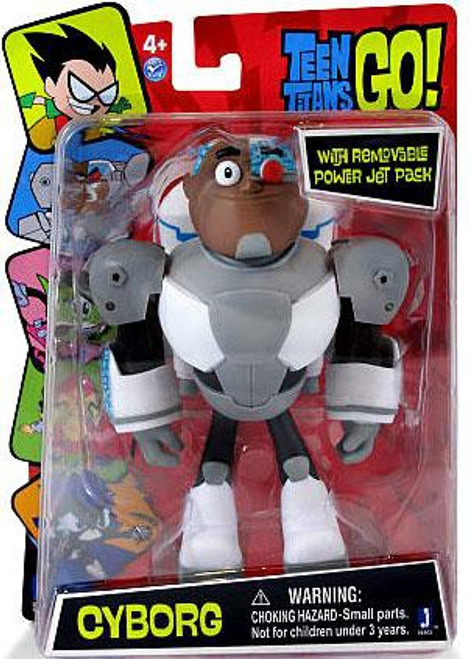 Teen Titans Go! Cyborg Action Figure