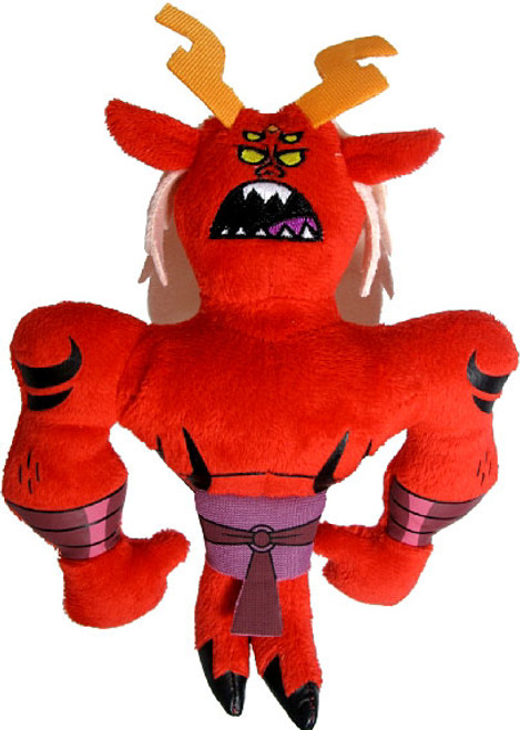 Teen Titans Go! Trigon 7-Inch Plush Figure