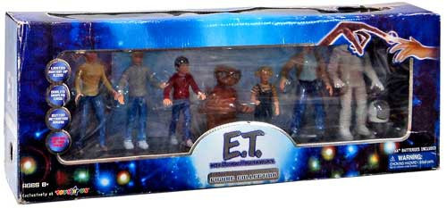 E.T. 20th Anniversary Figure Collection Exclusive
