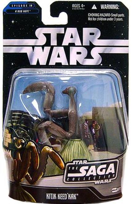 Star Wars A New Hope Saga Collection 2006 Kitik Keed'kak Action Figure #71