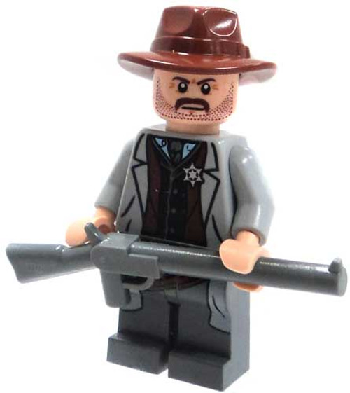 LEGO The Lone Ranger Loose Dan Reid Minifigure [Loose]