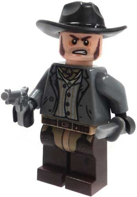LEGO The Lone Ranger Loose Bank Robber Minifigure [Loose]