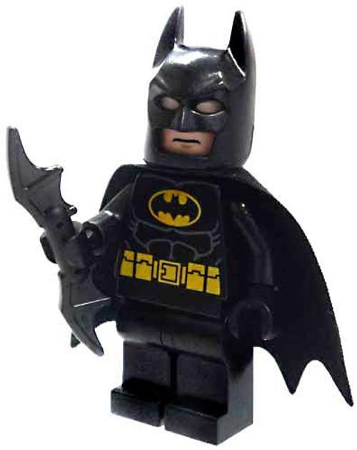 LEGO Loose Batman with Batarang Minifigure [1989 Movie Loose]