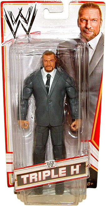 WWE Wrestling Exclusives Triple H Exclusive Action Figure [COO]