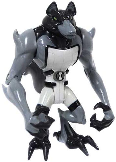 Ben 10 Alien Collection Series 1 Benwolf Action Figure [Loose]