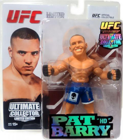 UFC Ultimate Collector Pat Barry Exclusive Action Figure