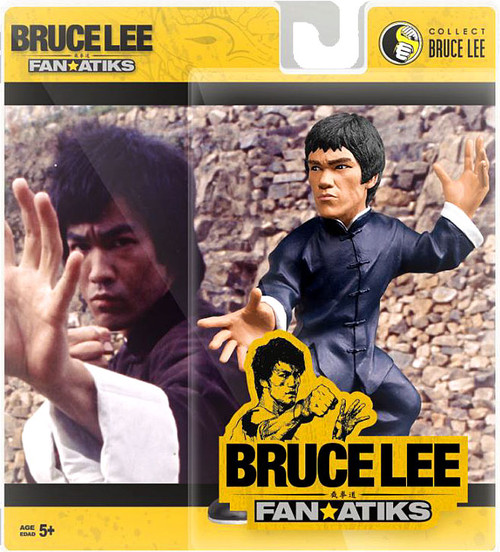 FanAtiks Series 3 Bruce Lee Action Figure [Kung Fu Pose]
