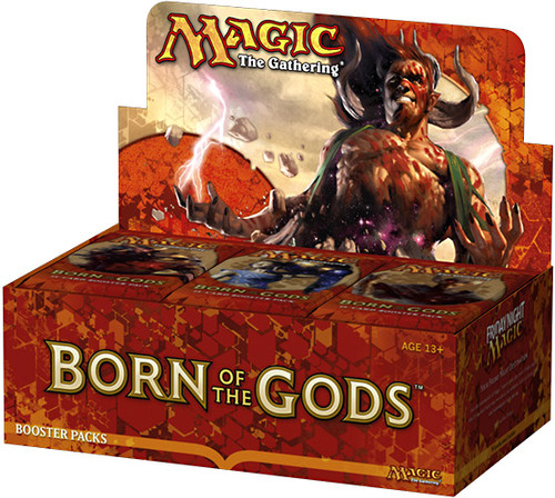 MtG Born of the Gods Booster Box [Sealed]