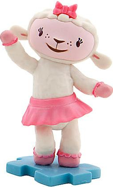 Disney Doc McStuffins Lambie 3-Inch PVC Figure [Lamb Loose]