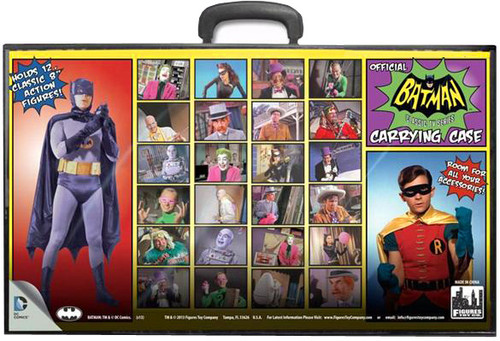 Batman Classic TV Series TV Series Action Figure Case