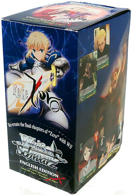 Weiss Schwarz Fate / Zero Booster Box [20 Packs]