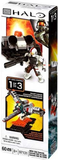 Mega Bloks Halo UNSC C&C Console Set #97131