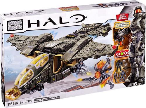 Mega Bloks Halo UNSC Pelican Gunship Set #97129