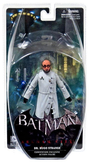 Batman Arkham City Hugo Strange Exclusive Action Figure