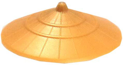 LEGO Minifigure Parts Gold Sugegasa Hat [Loose]