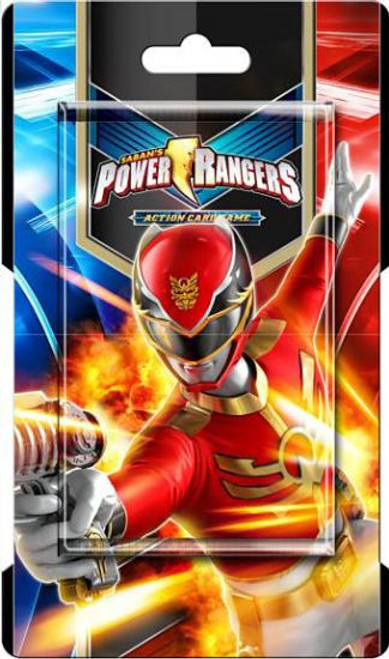 Power Rangers Action Card Game Rise of Heroes Booster Pack
