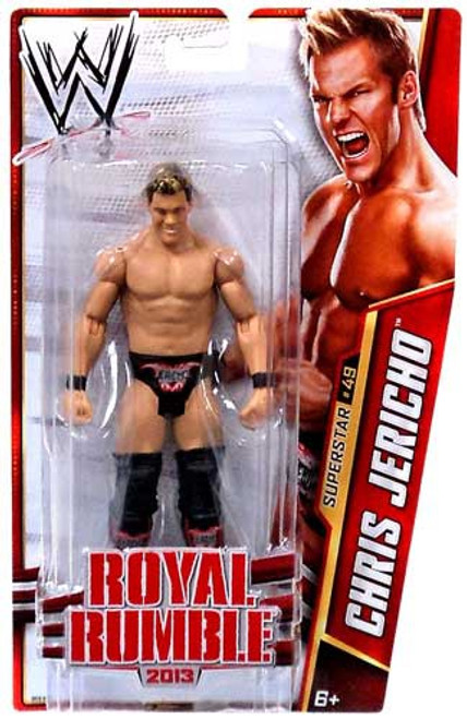 WWE Wrestling Series 32 Chris Jericho Action Figure #49