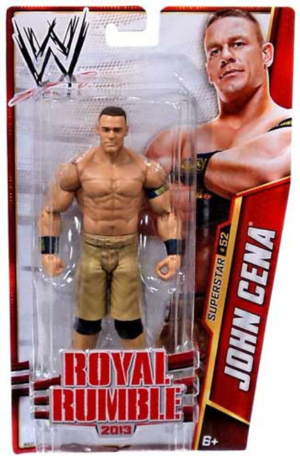 WWE Wrestling Series 32 John Cena Action Figure #52