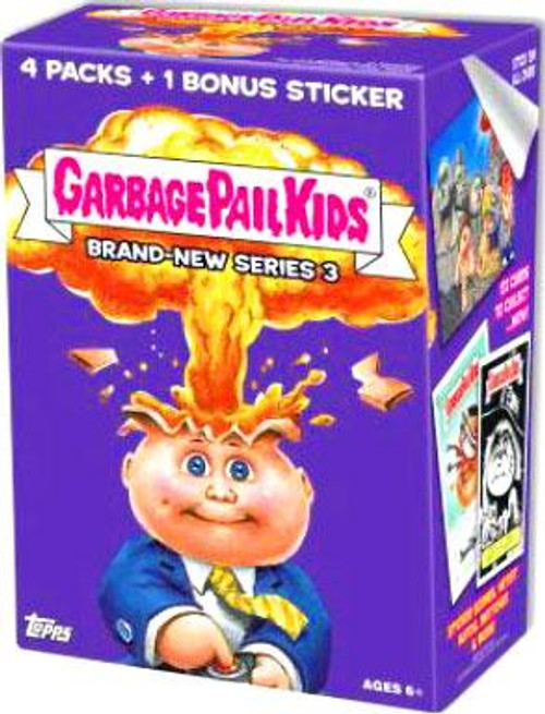 Garbage Pail Kids 2013 Brand New Series 3 Trading Card Sticker Value Box