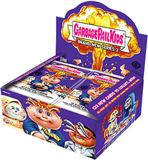 Garbage Pail Kids 2013 Brand New Series 3 Trading Card Box [Hobby Edition]