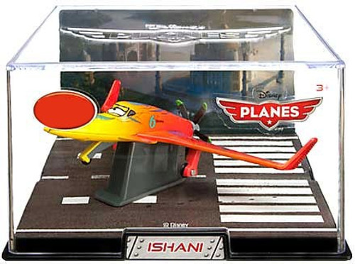 Disney Planes Ishani Exclusive Diecast Vehicle