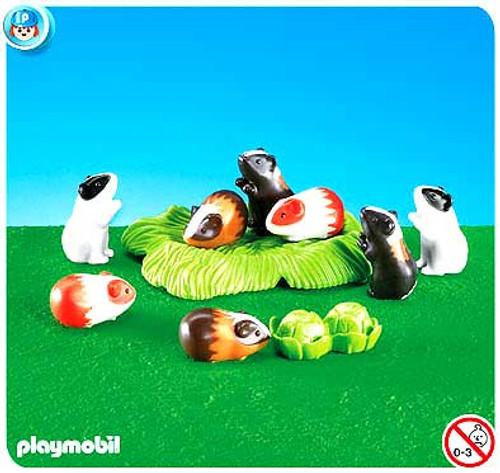 Playmobil Farm Guinea Pigs Set #7362
