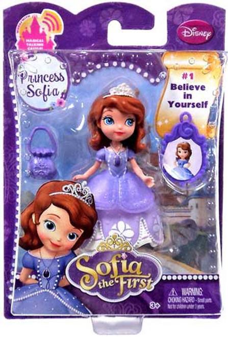 Disney Sofia the First Princess Sofia 3-Inch Figure #1