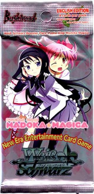 Weiss Schwarz Puella Magi Madoka Magica Booster Pack
