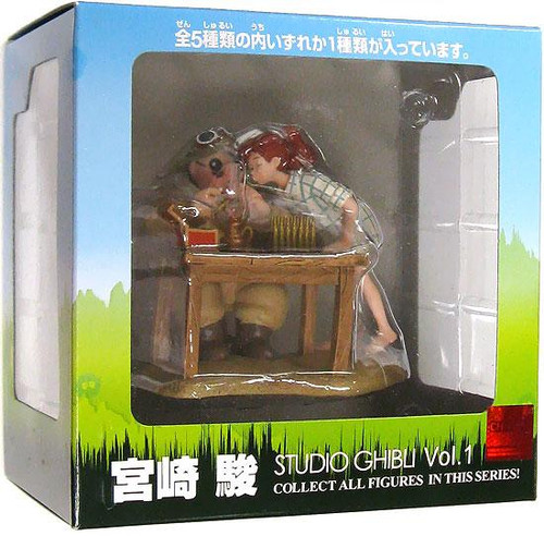 Studio Ghibli Volume 1 Porco Roso Diorama